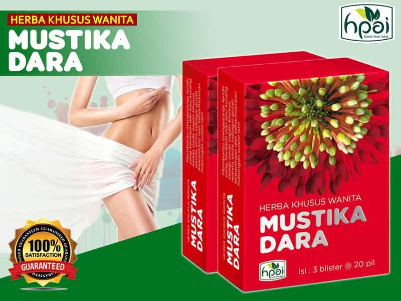Jual Mustika Dara untuk Merapatkan Miss-V di Pringsewu