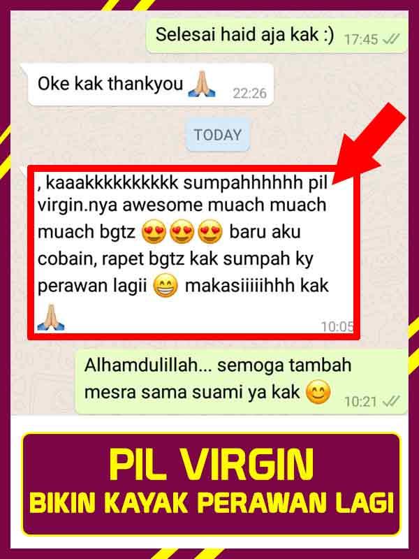 Jual Pil Virgin Obat Keputihan Abnormal di Aceh Besar