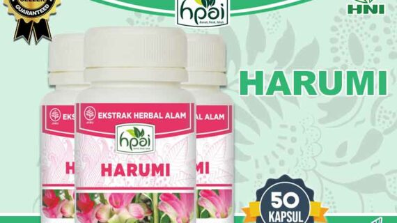 Manfaat Harumi Produk HPAI Untuk Miss V