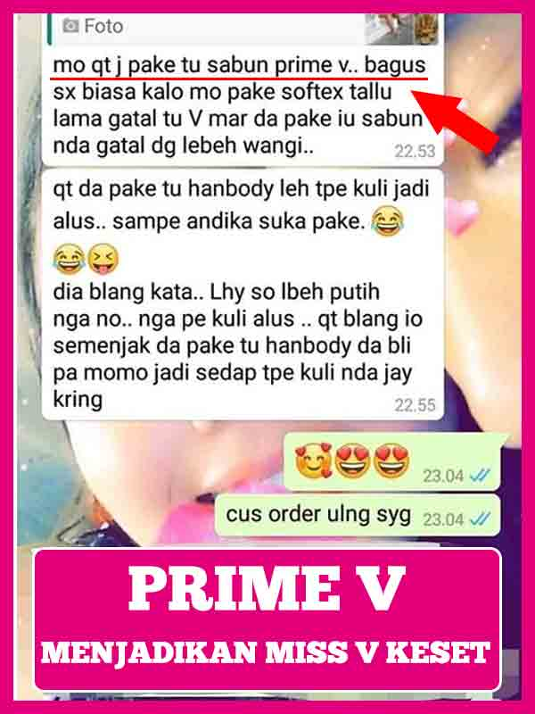 Review Prime V HWI Manfaat Dan Cara Pakainya
