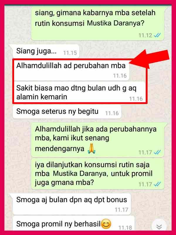 Review Lengkap Isi Mustika Dara HPAI Kapsul