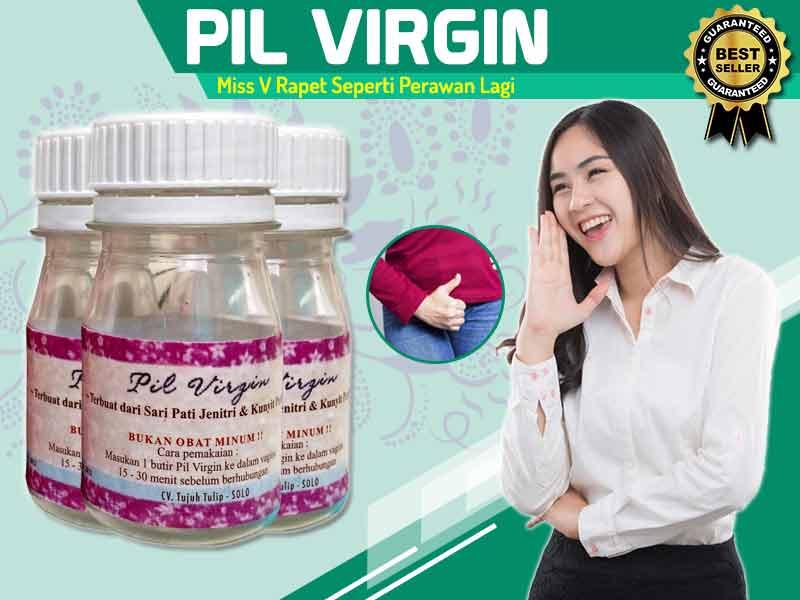 Jual Pil Virgin Untuk Merapatkan Miss-V di Salak