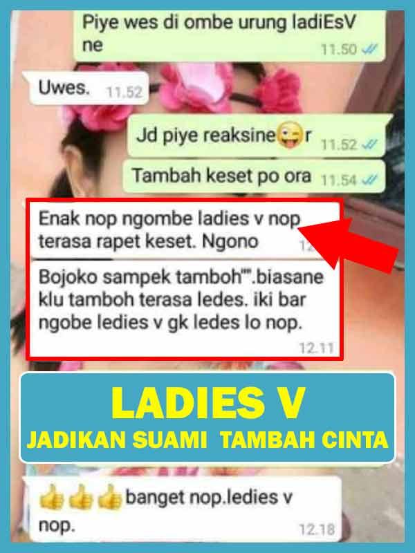 Jual Ladies V untuk Merapatkan Miss-V di Pemalang