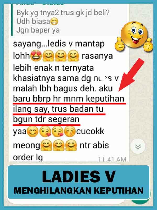 Jual Ladies V untuk Merapatkan Miss-V di Kaimana