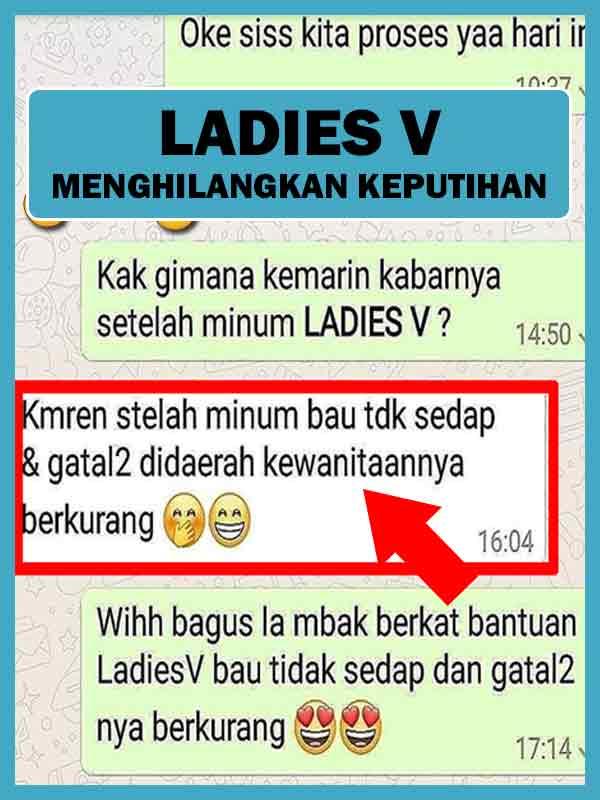 Jual Ladies V untuk Merapatkan Miss-V di Sleman